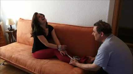 Genevieve - The Job Interview Part 2 of 4