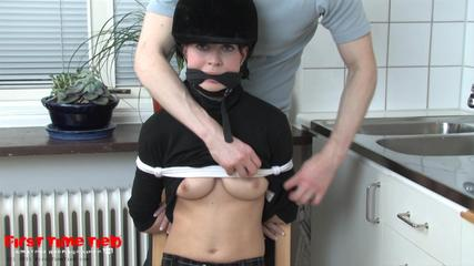Katarina the riding instructor in trouble 1 - Video