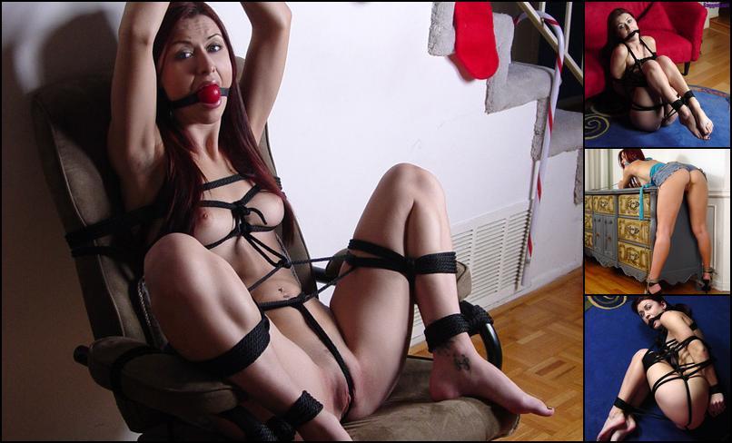 Karlie montana bondage