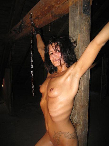 hanging bondage
