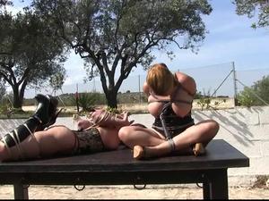 Nongrid_medium_2-girl-outdoor-hogtie-meets-balltie
