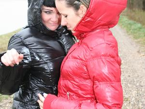 Nongrid_medium_jill-and-petra-playing-with-eachother-outdoor-wearing-sexy-shiny-nylon-down-jackets-pics