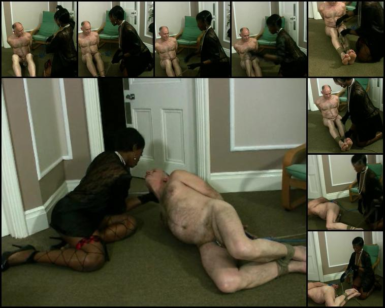 cuckold geschichten hogtied video