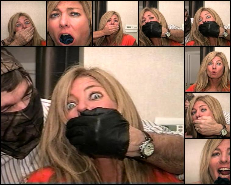 Gagged Her Mouth 88