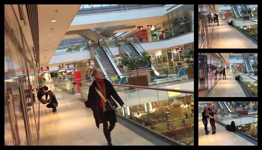 Bondage Shopping 35