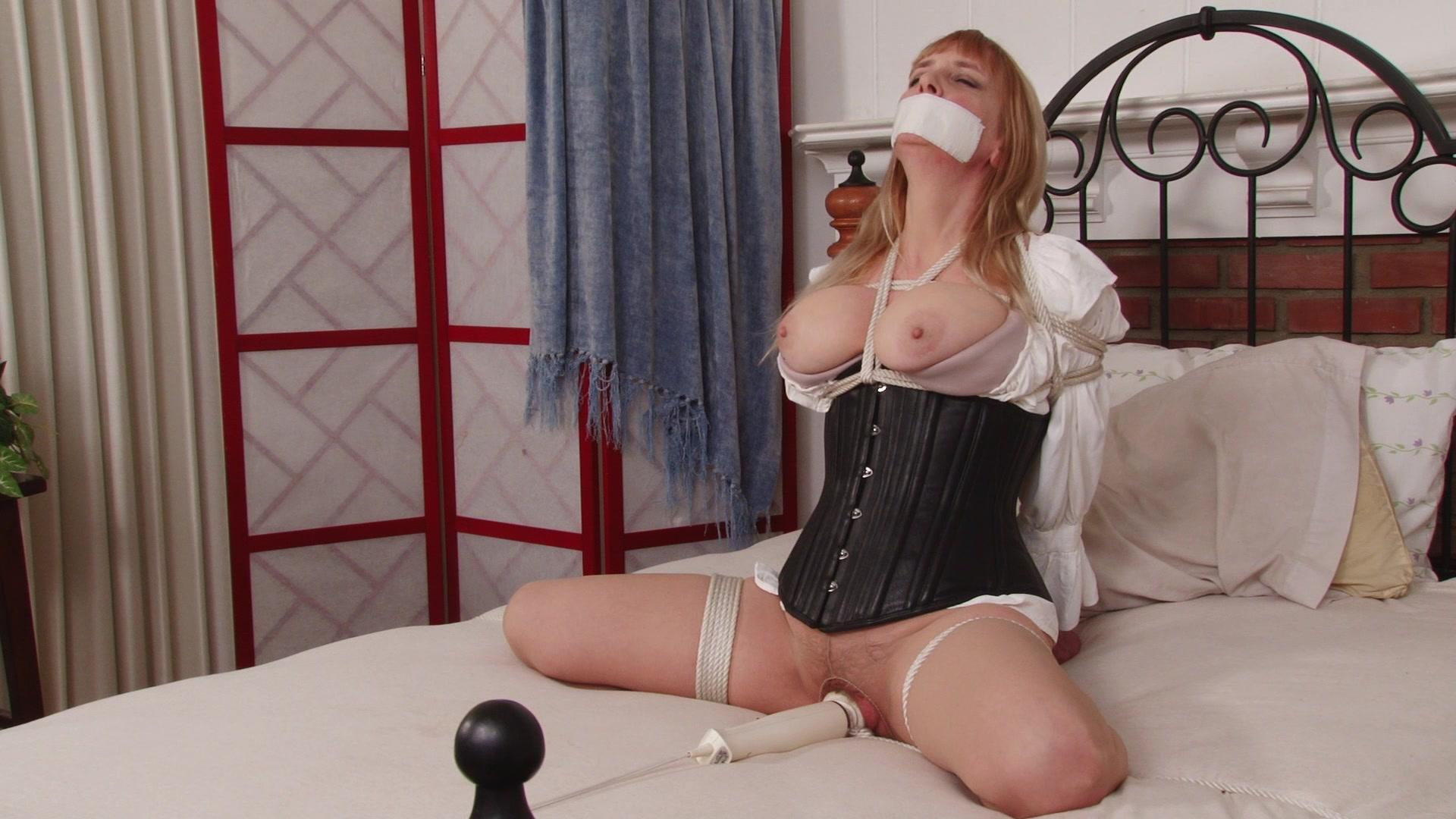 Lorelei Bedroom Bondage Ball Gag